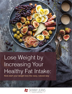 Lose Weight By Increasing Your Healthy Fat Intake, E-Book cover
